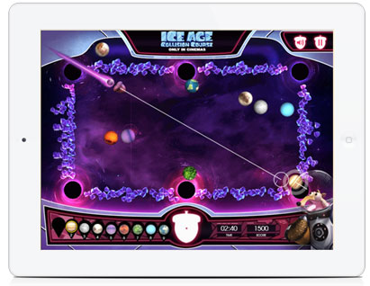 White Label Browser Game Ice Age Pool Game HTML5